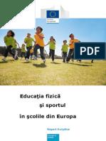 Ed Fizica Si Sp in EU