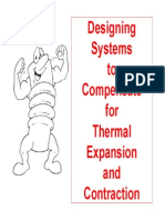 Anchor Support - Thermal Expansion