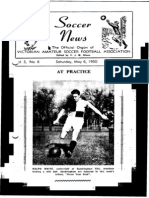 Soccer News 1950 May 6