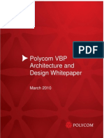 Vbp Architecture Design Whitepaper