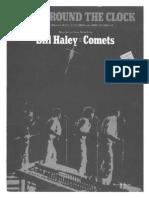 Bill Haley- -Rock Around the Clock