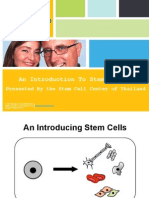 Introduction to Stem Cells and Reproductive Biology