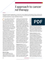 A Targeted Approac A targeted approach to cancer imaging and therapyh to Cancer Imaging and Therapy