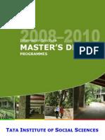 TISS Brochure