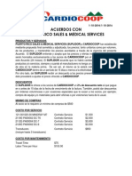 acuerdos con pr sales  medical services 2-20-14