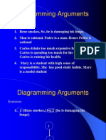Diagramming Arguments Exercise