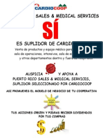 apoyo y auspicia a pr sales  medical services