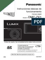DMC ZX1 Manual