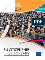 Eu citizenship first 20 years