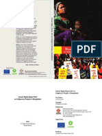 Human Rights Report 2013 on Indigenous Peoples in Bangladesh