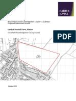 Carter Jonas Report - Buxhall Farm
