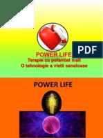 Scurta Prezentare POWER LIFE
