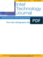 Intel Lithography of Ic