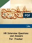 HR Interview.ppt
