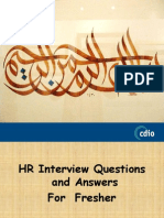 HR Interview.ppt