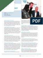 Dia Telecom Nederland - 10 vragen aan Mark Omtzigt