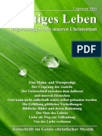 Geistiges Leben 2013-2