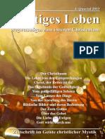 Geistiges Leben 2013-4