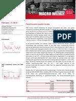 Vietnam Macro Weekly 17-02-2014