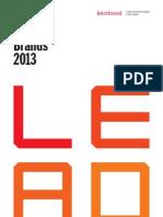Best Global Brands 2013