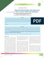 CME Edisi 213 - Perbandingan Stimulasi Barorefl Eks Dan Denervasi Renal Dalam Tata Laksana Hipertensi Resisten