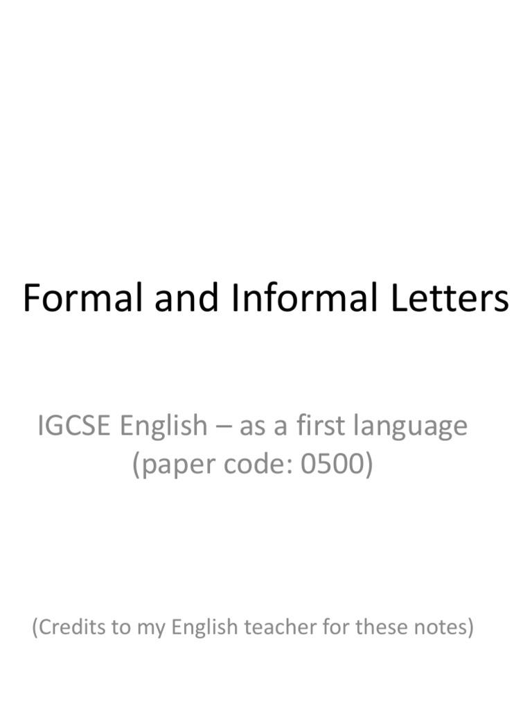 Formal and informal letters 1534806617v1 spiritdancerdesigns Image collections