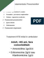 Tratament Pneumonii