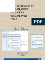 Instrucciones Vulcan 2