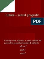 Cultura – sensul geografic.ppt