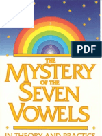 Godwin, Joscelyn - Mystery of the Seven Vowels
