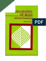 Philophy of Man Manuel Dy