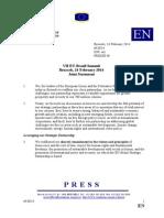 The 7th EU – Brazil Summit Joint Statement