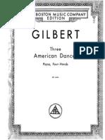 American Dances Gilbert