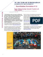 EuroMaidan Newsletter No11 English