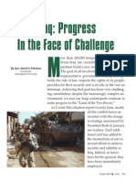 Iraq - Progress in the Face of Challenge [ARMY, Oct 2007]