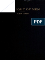 Bass, John - The Light of Men