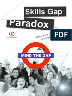 The Skills Gap Paradox