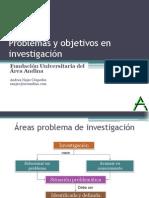 4-Problemas y Objetivos de Investigacion