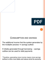 Part 2 Consumption and Savings