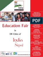 Education Fair 2014