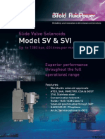 Slide Valve SV and SV1 Series(u)