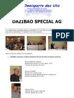 DAZIBAO HS - Spécial AG