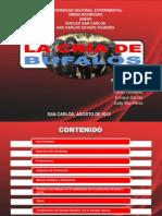 CRÍA DE BÚFALOS (EDDY MAR-UNESR)