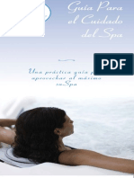 2009 HTH Spa Care Guide - Spanish[1]