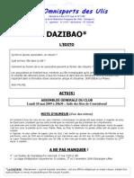 DAZIBAO N°4
