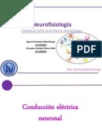Conduccion Neuronal