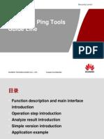 03 Enhanced Ping Tools Guide Line V1.8 English Version