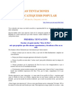 Ameche.tentaciones Catequesis Popular