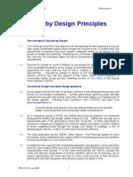 SBD Principles