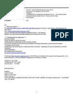 Microsoft Outlook - Estilo de Memorando